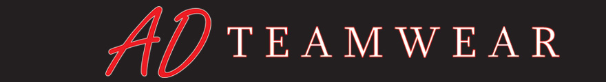 AD Teamwear Banner